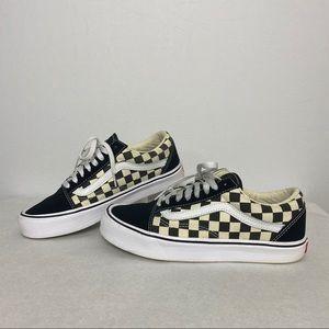 Vans   Old School UltraCush Lite Sneakers
